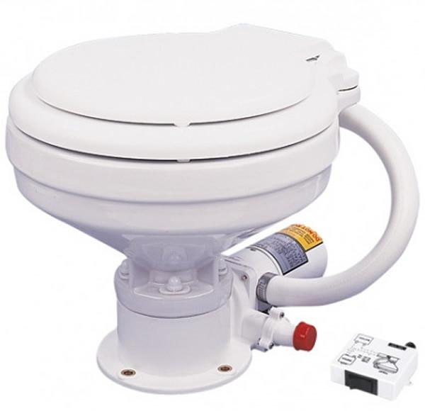 4 TMC Elektrikli Tuvalet  12V – 24V