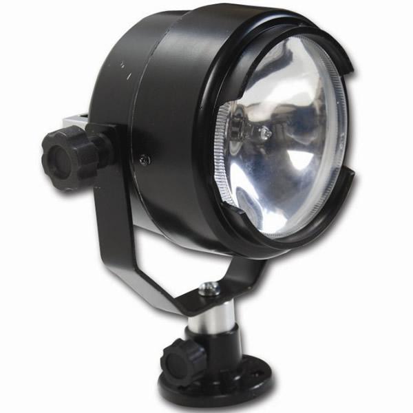Ayaklı Elle Kumandalı Projektör 12V-24V Siyah