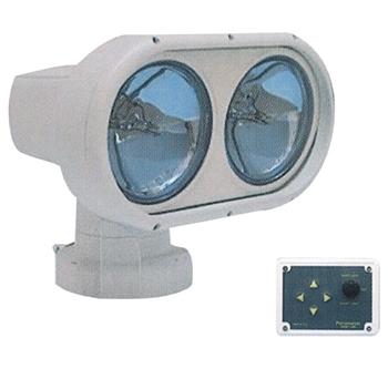 Kumandalı Projektör 2X75W 12V