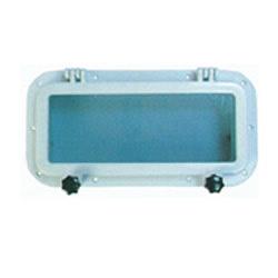 Plastikl Lumbuz Dikdortgen Beyaz 40×20 cm