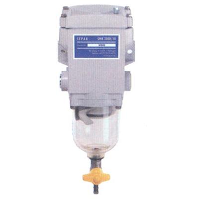 Benzin Filtresi Su Ayırıcı