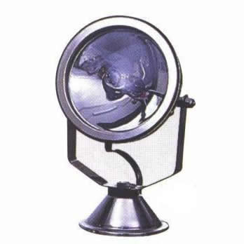 Elle Kumandalı Projektör Krom 12V
