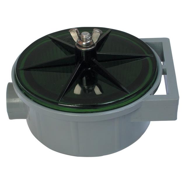 Pis Su Koku Filtresi (Yeşil)