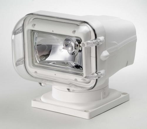Uzaktan Kumandalı Projektör Beyaz 24V 962 Serisi