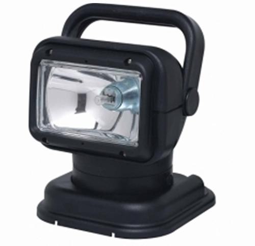 Uzaktan Kumandalı Projektör Siyah 24V 950 Serisi