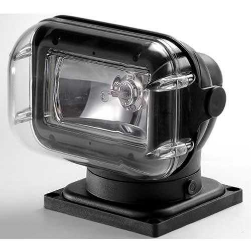 Uzaktan Kumandalı Projektör Siyah 12V 962 Serisi