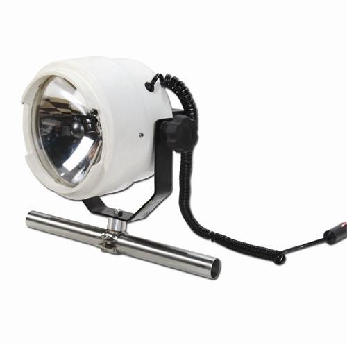 Vardevela Ayaklı Elle Kumandalı Projektör 12V-24V Siyah