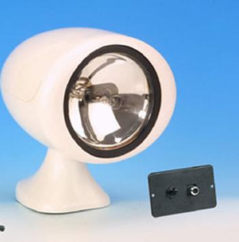 XENON Kumandalı Projektör 8000K 12V-24V